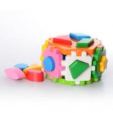 Куб Умный малыш Гексагон-2 . ТехноК 1998