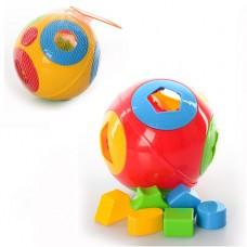 Куб Умный малыш Шар-1 ТехноК 2247