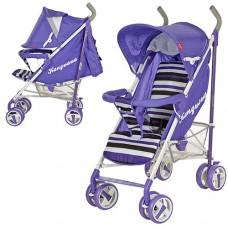 Коляска-трость 310-9, фиолетовый