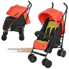 Коляска-трость детская El Camino M 3419-7 Picnic, оранжевый