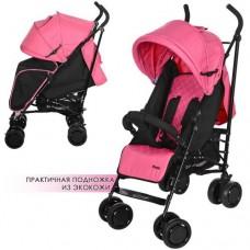Коляска-трость детская El Camino M 3419-8 Picnic, розовый