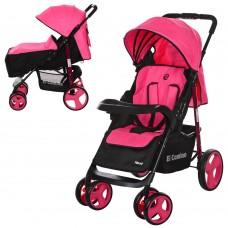 Прогулочная коляска El Camino M 3444-8 Next Pink, розовый