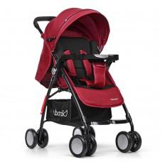 Прогулочная коляска Bambi M 3457-3-2, красный