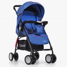 Прогулочная коляска Bambi M 3457-4-3, синий