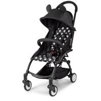 Детская прогулочная коляска Bambi M 3548-2-2 YOGA, черный