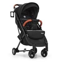Прогулочная коляска El Camino M 3910-1 Yoga II Grey, черный