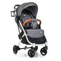 Прогулочная коляска El Camino M 3910-11 Yoga II Grey, серый