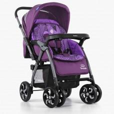 Прогулочная коляска El Camino ME 1007-9 Tornado, фиолетовый