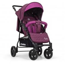 Прогулочная коляска El Camino ME 1012L MY WAY Marsala, фиолетовый