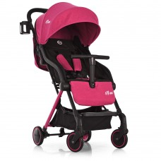 Детская прогулочная коляска El Camino ME 1036L MIMI Candy Pink, розовый
