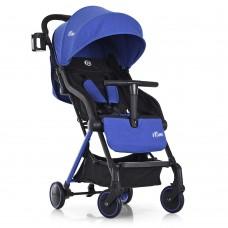 Детская прогулочная коляска El Camino ME 1036L MIMI Indigo, синий