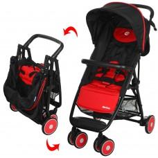Прогулочная коляска El Camino M 3295-3 Motion Red, красный