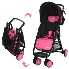 Прогулочная коляска El Camino M 3295-8 Motion Pink, розовый