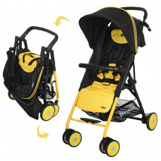 Прогулочная коляска El Camino M 3294-6 Pilot Yellow, желтый