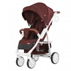 Детская прогулочная коляска Carrello CRL-8508 Echo Rose Red, бордовый