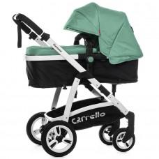 Коляска-трансформер Carrello Fortuna CRL-9001 Forest Green, зеленый