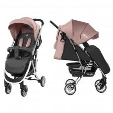 Прогулочная коляска Carrello CRL-8506/1 Gloria Coral Pink, розовый