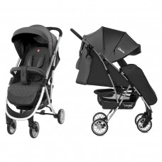 Прогулочная коляска Carrello CRL-8506/1 Gloria Iron Gray, серый