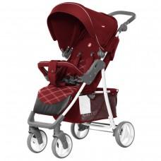 Прогулочная коляска Carrello CRL-8502/2 Quattro Cherry Red, красный