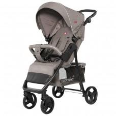 Прогулочная коляска Carrello CRL-8502/2 Quattro Frost Beige, лен, бежевый