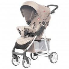 Прогулочная коляска Carrello CRL-8502/2 Quattro Ivory Beige, бежевый
