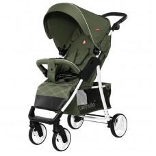 Прогулочная коляска Carrello CRL-8502/2 Quattro Mint Green, лен, зеленый