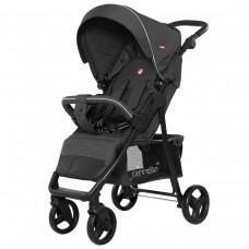 Прогулочная коляска Carrello CRL-8502/2 Quattro Shadow Grey, лен, темно-серый