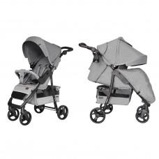 Прогулочная коляска Carrello CRL-8502/3 Quattro Shark Grey, серый