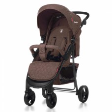 Прогулочная коляска Carrello CRL-8502 Quattro Len Golden, коричневый