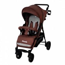 Прогулочная коляска Carrello CRL-7305 Strada Brown, коричневый