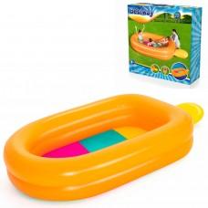 Надувной бассейн детский Bestway 54244 Эскимо, 302 х 170 х 51 см