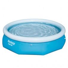 Надувной бассейн семейный Bestway 57266, 305 х 76 см, голубой
