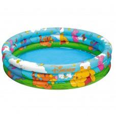 Надувной бассейн детский Intex 58915 Винни Пух, 147 х 33 см