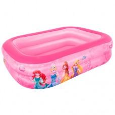 Надувной бассейн детский Bestway 91056 Принцессы, 201 х 150 х 51 см