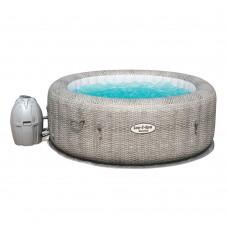 Надувной бассейн-джакузи Bestway 54174 Lay-Z-Spa, 196 х 66 см, бежевый