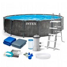 Каркасный бассейн Intex 26742, 457 х 122 см