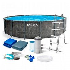 Каркасный бассейн Intex 26744, 549 х 122 см