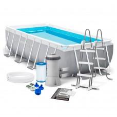 Каркасный бассейн Intex 26788, 400 х 200 х 100 см