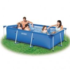 Каркасный бассейн Intex 28271, 260 х 160 х 65 см, синий
