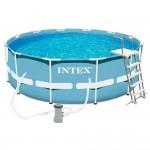 Каркасный бассейн Intex 28726, 366 x 122 см, голубой