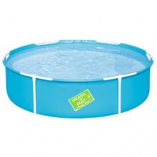 Каркасный бассейн детский Bestway 56283 , 152 х 38 см, голубой