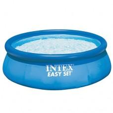 Надувной бассейн семейный Intex 28143, 366 х 84 см, синий