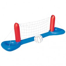 BW Игровой центр 52133 волейбол, 244-64см, сетка, мяч, ремкомплект