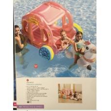 Игровой центр 56514 Карета принцессы, 145-135-104см, от 3лет, ремкомплект