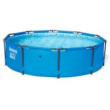 Каркасный бассейн Bestway 56406, 305х76 см, голубой