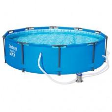 Каркасный бассейн Bestway 56408, 305 х 76 см, голубой