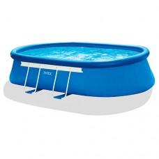 Надувной бассейн семейный Intex 26192, 549 х 305 х 107 см, синий