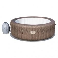Надувной бассейн-джакузи Bestway 54175 Lay-Z-Spa, 180 х 66 см, коричневый