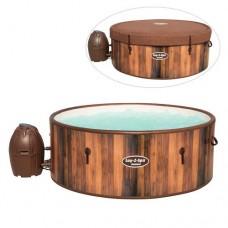 Надувной бассейн-джакузи Bestway 54189 Lay-Z-Spa, 180 х 66 см, коричневый