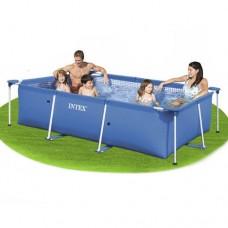 Каркасный бассейн Intex 28272, 300 х 200 х 75 см, синий